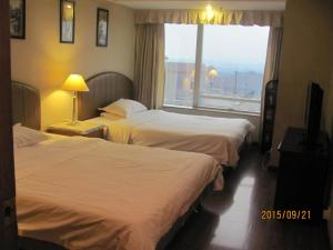 Beijing New World CBD Apartment, Apartmány  Peking - big - 4