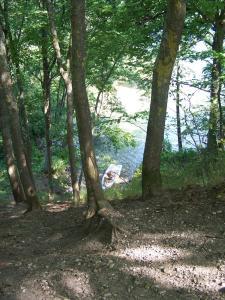 Domek na Skraju Wsi, Chaty v prírode  Konopki Wielkie - big - 39