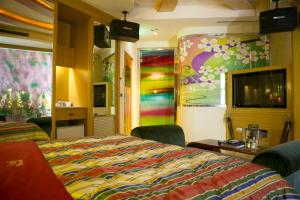 Matsuni Motel, Мотели  Чжунли - big - 6
