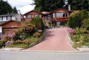 Mountain Bed & Breakfast, Bed & Breakfast  North Vancouver - big - 17
