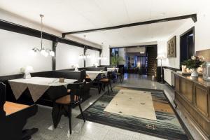 City-Hotel-Garni-Diez, Отели  Диц - big - 49