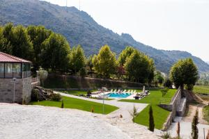 Quinta da Terrincha, Country houses  Torre de Moncorvo - big - 14