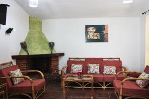 El Rincón del Mezquite, Дома для отпуска  Tequisquiapan - big - 16