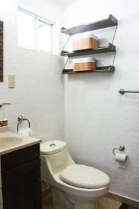 El Rincón del Mezquite, Дома для отпуска  Tequisquiapan - big - 12