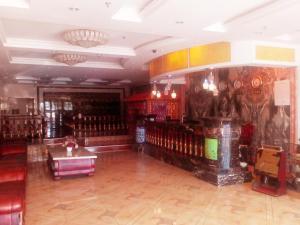 Yuhao Business Hotel, Hotel  Ongniud - big - 4