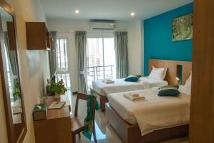 Krabi Cinta House, Hotely  Krabi town - big - 15