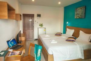 Krabi Cinta House, Hotely  Krabi town - big - 32