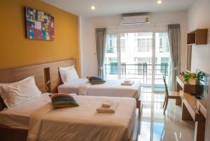 Krabi Cinta House, Hotely  Krabi town - big - 25