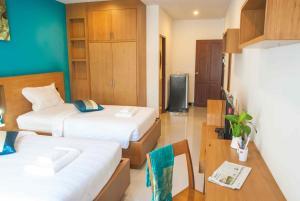 Krabi Cinta House, Hotely  Krabi town - big - 22