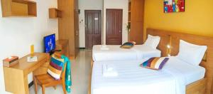 Krabi Cinta House, Hotely  Krabi town - big - 24