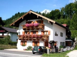 Haus Appesbacher, Privatzimmer  St. Wolfgang - big - 17