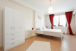 Halkali Ocean Residence, Apartmanok  Isztambul - big - 23