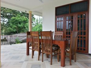 Coral Palm Villa and Apartment, Apartmány  Unawatuna - big - 21