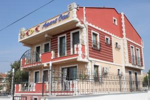 Ede Apart Otel, Aparthotels  Geyikli - big - 123