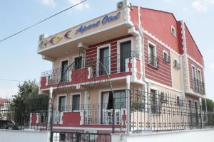 Ede Apart Otel, Aparthotels  Geyikli - big - 125