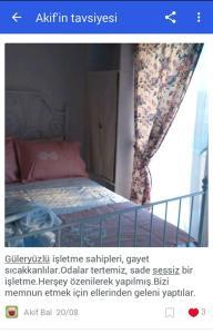 Ede Apart Otel, Aparthotels  Geyikli - big - 118