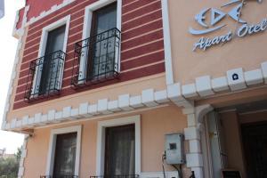 Ede Apart Otel, Aparthotels  Geyikli - big - 103
