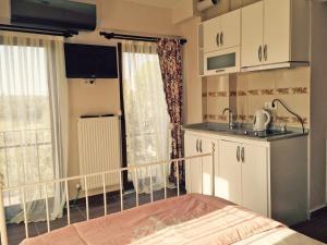 Ede Apart Otel, Aparthotels  Geyikli - big - 33