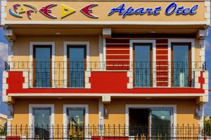 Ede Apart Otel, Aparthotels  Geyikli - big - 115