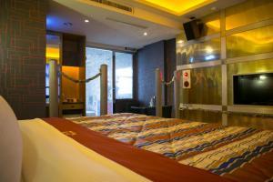Matsuni Motel, Мотели  Чжунли - big - 7