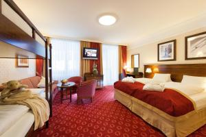 Hotel Salzburger Hof, Hotel  Bad Gastein - big - 10