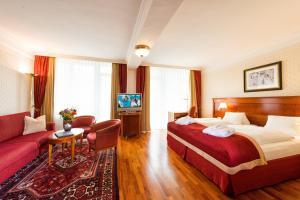 Hotel Salzburger Hof, Hotel  Bad Gastein - big - 11