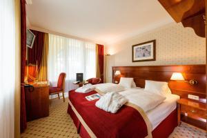 Hotel Salzburger Hof, Hotel  Bad Gastein - big - 18