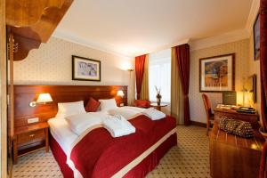 Hotel Salzburger Hof, Hotel  Bad Gastein - big - 14