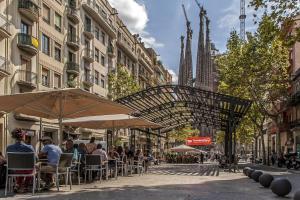 Habitat Apartments Cool Jazz, Apartmány  Barcelona - big - 36