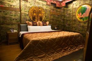 Matsuni Motel, Мотели  Чжунли - big - 4