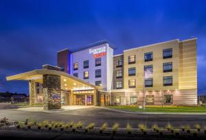 Fairfield Inn and Suites By Marriott Sioux Falls Airport