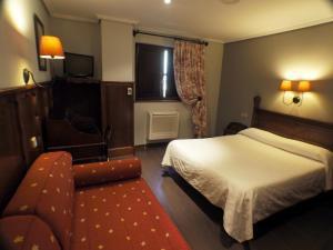 Hotel Comillas, Hotel  Comillas - big - 3