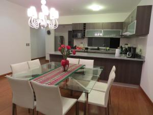 Spacious Apartment in Miraflores, Appartamenti  Lima - big - 19