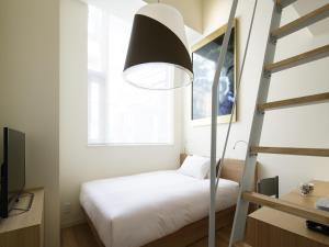 Standard Double Room with Loft - Ground Floor - Non-Smoking