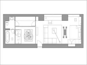 Villa Suite - Non-Smoking