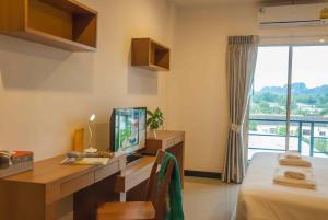 Krabi Cinta House, Hotely  Krabi town - big - 18