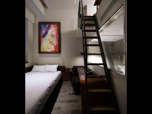 Standard Double Room with Loft - 12th Floor - Non-Smoking