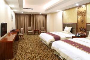 Foshan Tumei Hotel, Hotely  Foshan - big - 36
