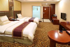 Foshan Tumei Hotel, Hotely  Foshan - big - 31