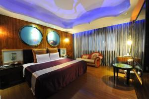 ZJ Motel, Motels  Hsinchu City - big - 9