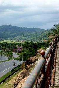 Pemandangan Indah Guest House, Penziony  Kampung Padang Masirat - big - 15