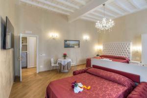 Trevi Rome Suite, Отели типа «постель и завтрак»  Рим - big - 35