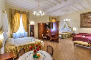 Trevi Rome Suite, Отели типа «постель и завтрак»  Рим - big - 83