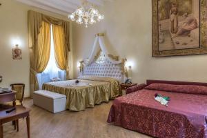 Trevi Rome Suite, Отели типа «постель и завтрак»  Рим - big - 61