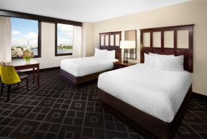 Quadruple Room with Two Double Beds