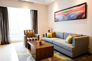 Oakwood Residence Kapil Hyderabad, Aparthotely  Hyderabad - big - 6