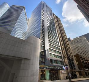 Hilton Garden Inn Chicago Downtown/North Loop, Hotels  Chicago - big - 1
