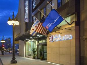 Hilton Garden Inn Chicago Downtown/North Loop, Hotels  Chicago - big - 31