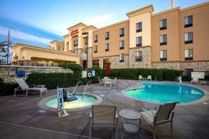 Hampton Inn & Suites Sacramento-Elk Grove Laguna I-5, Hotely  Elk Grove - big - 35
