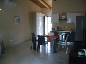 Appartement Villa Angelina, Апартаменты  Гримо - big - 9